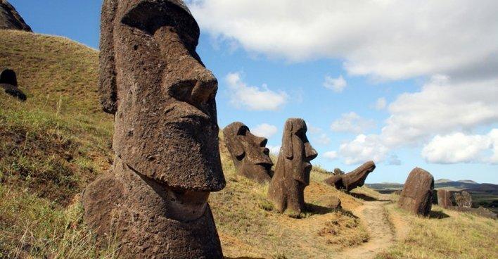 Генетическое исследование: жители острова Пасхи не контактировали с индейцами