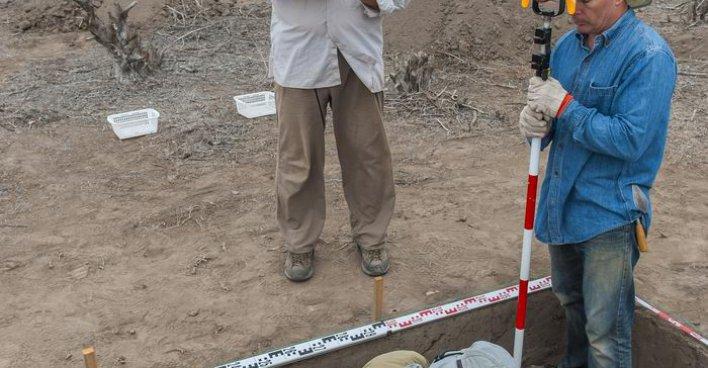 Российские учёные приняли участие в новом этапе исследований культуры вальдивия в Эквадоре. Фото - Табарев А.В., д.и.н., ИАЭТ СО РАН
